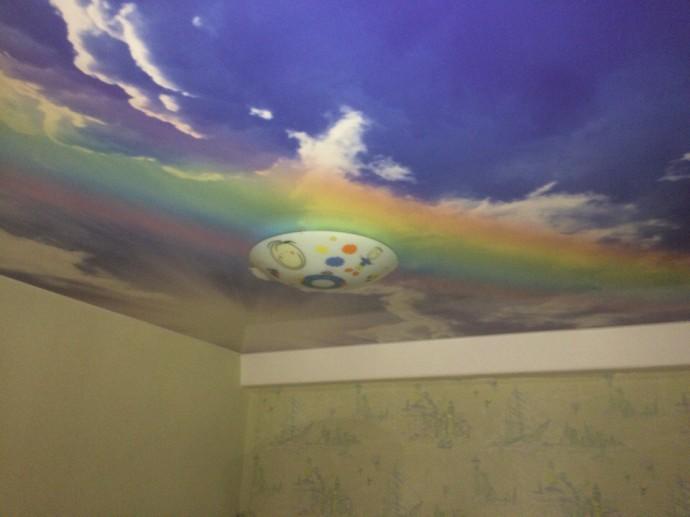 Натяжной потолок с подсветкой в СПб - фото idca73e0bf