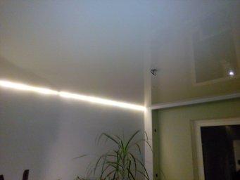 Натяжной потолок с подсветкой в СПб - фото id56789