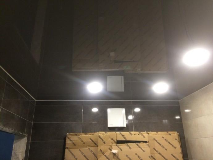 Натяжной потолок с подсветкой в СПб - фото idc121b252