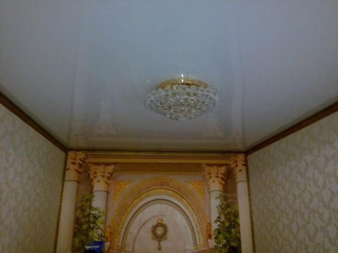 Натяжной потолок с подсветкой в СПб - фото id9463d906