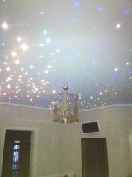 Натяжной потолок с подсветкой в СПб - фото id73a1ebc8